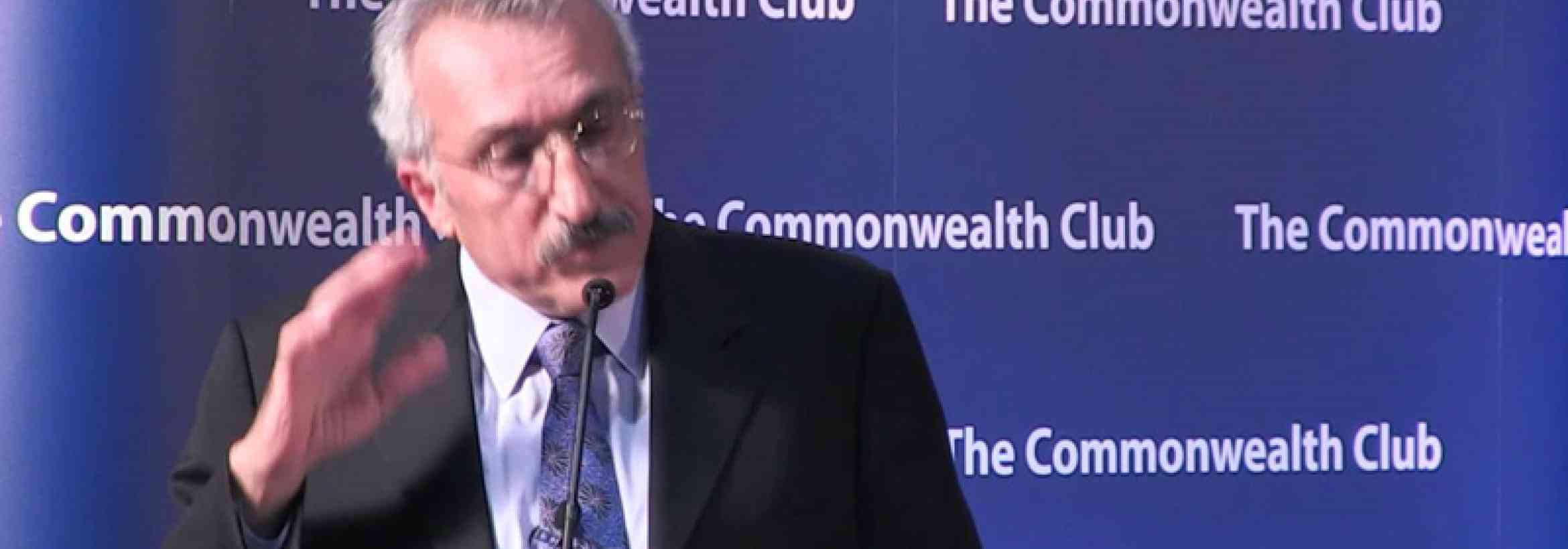 Abbas Milani at CommomWealthClub