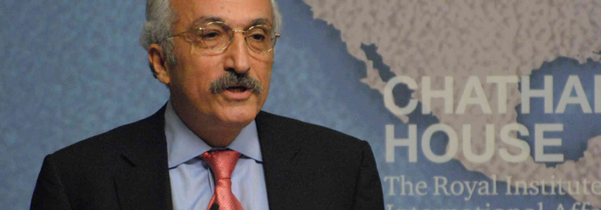Abbas Milani at Chathamhouse